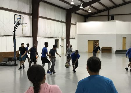 Basketball Tournament 11/2019